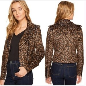 🎉SALE Romeo & Juliet Couture NWT Moto Jacket S